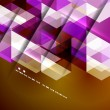 Abstract geometric background — Vector de stock #27927681
