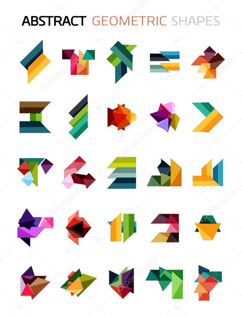 Fluid Geometric Shapes  Pixelbuddha