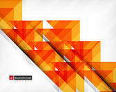 Abstract geometric shape composition — 图库矢量图片