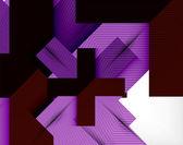 抽象几何背景 — 图库矢量图片