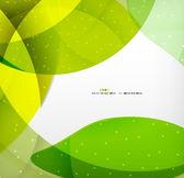 яркие красочные бизнес плавные формы дизайн — Cтоковый вектор