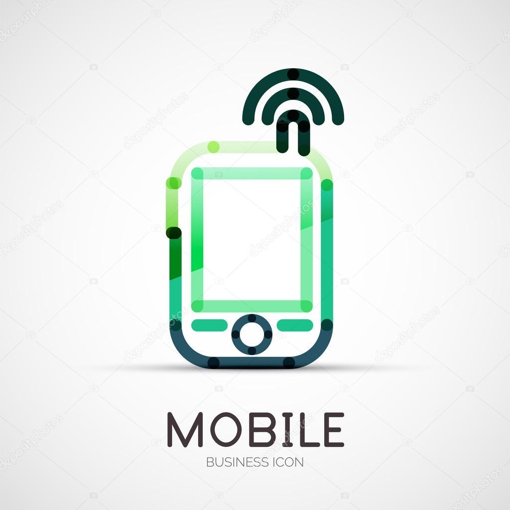 телефон лого: