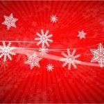 Vector Christmas background — Stock Vector #5987650