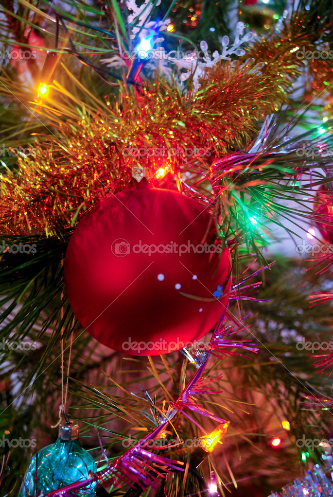 Christmas decorations  Stock Photo #15598845