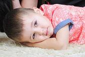 Small pretty boy — Stockfoto