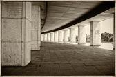 Parque de coluna vitória em moscou — Foto Stock