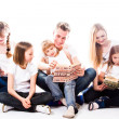 Happy Family — Stock Photo #18541121