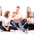Happy Family — Stock Photo #18541123