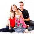 Happy Family — Stock Photo #18541161