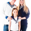 Happy Family — Stock Photo #18541337
