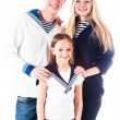 Happy Family — Stock Photo #18541339