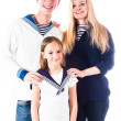 Happy Family — Stock Photo #18541343