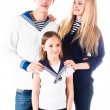 Happy Family — Stock Photo #18541345