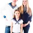 Happy Family — Stock Photo #18541349