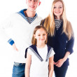 Happy Family — Stock Photo #18541351