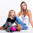 Mother and daughter — Lizenzfreies Foto