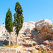 The Acropolis in Athens — Stock Photo