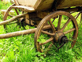 Wagon (Telega) — Stock Photo