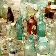 Stock Photo: Bottles and vials