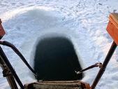 Trou de glace — Photo