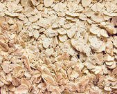 Texture of oatmeal — Foto de Stock