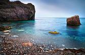 Beautiful view the coast — Stock Photo