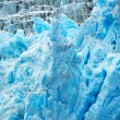 Deep blue glacier — Stock Photo
