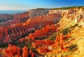 Bryce Canyon panorama — Stock Photo