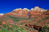 Breathtaking view of Zion National Park. — Stock Photo