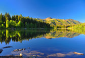 Serene lake Payton in Utah. — Stock Photo