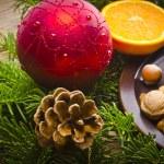 Christmas decoration — Stock Photo #11377040