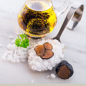 The summer truffle — Stock Photo