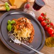Spaghetti bolognese — Stock Photo #18525819