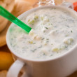Stock Photo: Tzatziki