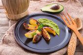 Avocado-cream — Stock Photo