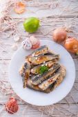 Herrings — Stockfoto