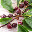 Sweet cherry — Stock Photo #28195889