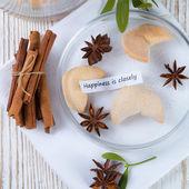 Fortune cookie — Foto de Stock