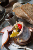 Rollmops — Stock Photo