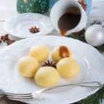 Potato dumplings — Stock Photo #36983357
