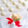 Gingerbreads small ball — Stock Photo #37651565