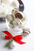 Gingerbreads small ball — Stock Photo