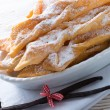 Stock Photo: Funnel cake
