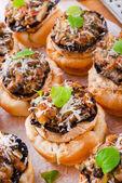 香菇 — 图库照片