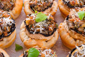 Tasty Champignons — Foto Stock
