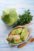 Cabbage rolls — Foto de Stock