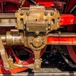 Steam locomotive — Stock Photo #50951243