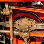 Steam locomotive — Stock Photo #50951275