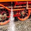 Steam locomotive — Stock Photo #50951299