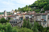 Beautiful village in Provence — Stock Photo